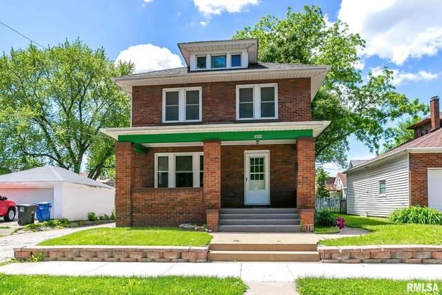 1809 9TH Street, Moline, IL 62165 (#QC4223893) :: RE/MAX Professionals