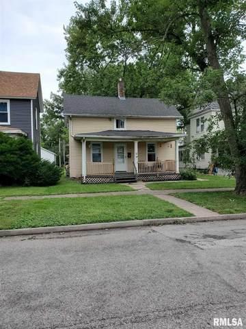 1436 13TH Street, Moline, IL 61265 (#QC4223895) :: Paramount Homes QC