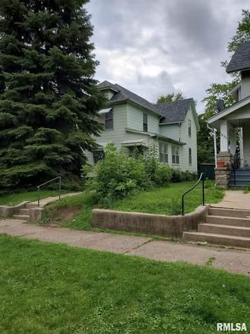 1841 13TH Street, Moline, IL 61265 (#QC4223907) :: The Bryson Smith Team