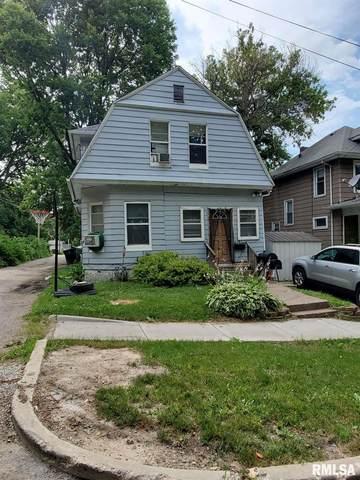 836 28TH Street, Rock Island, IL 61201 (MLS #QC4223927) :: BN Homes Group
