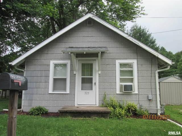 325 3RD Avenue A, Hampton, IL 61256 (#QC4223940) :: RE/MAX Professionals