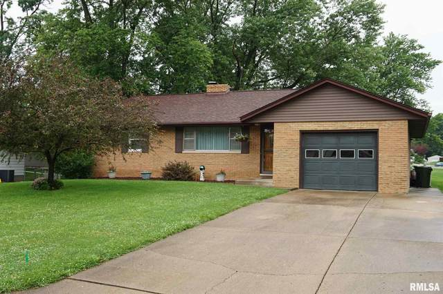 109 Brentwood Drive, East Peoria, IL 61611 (#PA1226766) :: RE/MAX Professionals