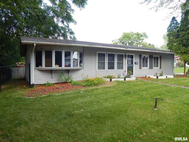 863 38TH Avenue, East Moline, IL 61244 (#QC4223961) :: Killebrew - Real Estate Group