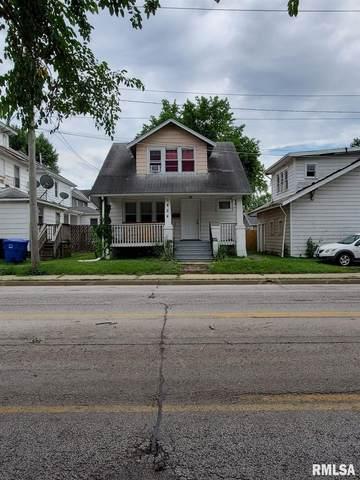 1424 19TH Avenue, Moline, IL 61265 (#QC4223980) :: RE/MAX Professionals