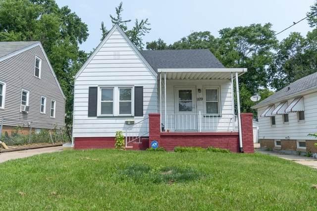 1109 W Thrush Avenue, Peoria, IL 61604 (#PA1226819) :: RE/MAX Professionals