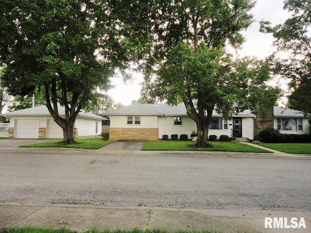 117 N Madison Street, Taylorville, IL 62568 (#CA1008464) :: Kathy Garst Sales Team