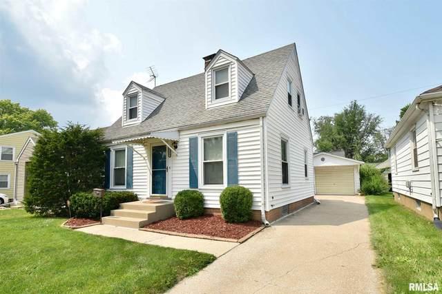 1113 E Forrest Hill Avenue, Peoria, IL 61603 (#PA1226837) :: RE/MAX Preferred Choice