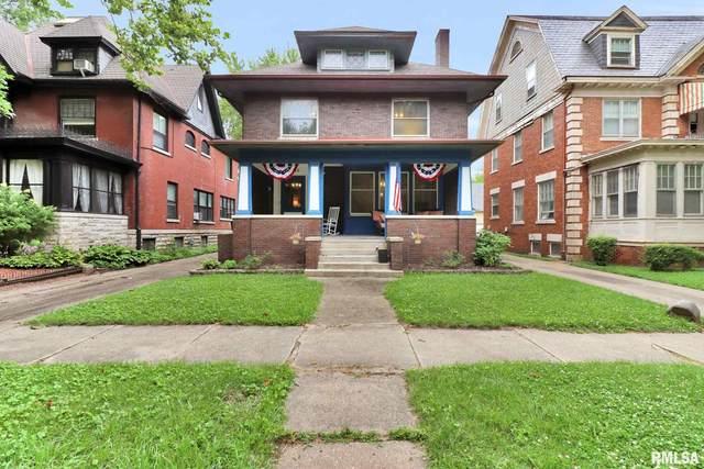 1117 W Moss Avenue, Peoria, IL 61606 (#PA1226889) :: RE/MAX Preferred Choice