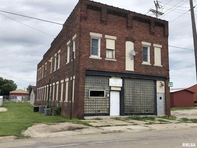 153 W Davis Street, Bushnell, IL 61422 (#PA1226926) :: Killebrew - Real Estate Group