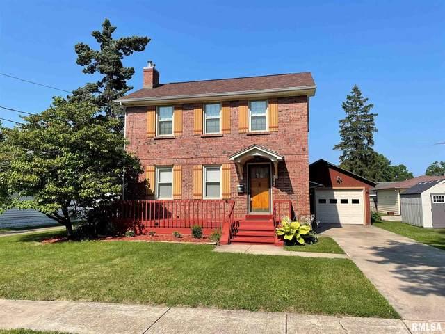 1170 Brown Avenue, Galesburg, IL 61401 (#CA1008535) :: Kathy Garst Sales Team