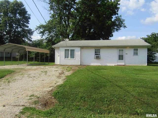 816 E Milton Avenue, Lewistown, IL 61542 (#PA1227047) :: Paramount Homes QC