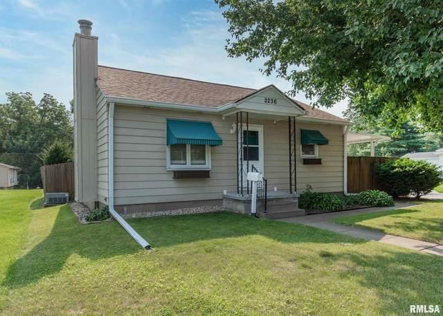 2236 4TH Street A, East Moline, IL 61244 (#QC4224271) :: Killebrew - Real Estate Group