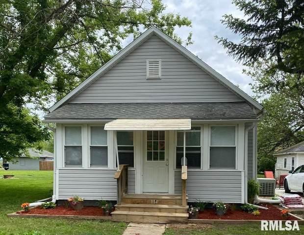 114 Mckinley Street, Girard, IL 62640 (#CA1008604) :: Kathy Garst Sales Team