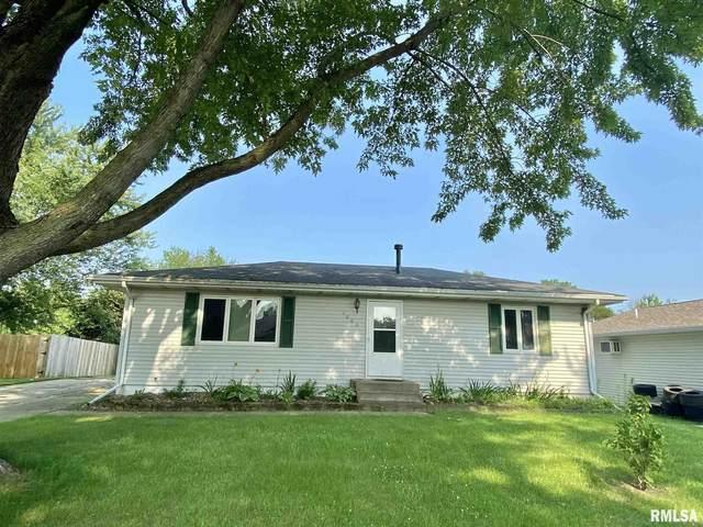 1006 16TH Street, Rapids City, IL 61278 (#QC4224288) :: RE/MAX Professionals