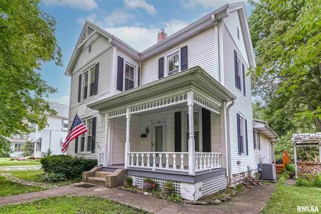 718 W Douglas Street, Jacksonville, IL 62650 (#CA1008615) :: Paramount Homes QC