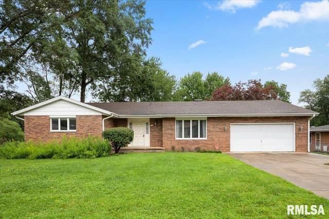 911 E Washington Street, Riverton, IL 62561 (#CA1008616) :: Killebrew - Real Estate Group