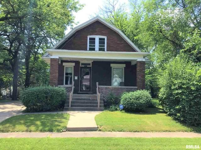 1821 N Gale Avenue, Peoria, IL 61604 (#PA1227090) :: RE/MAX Professionals