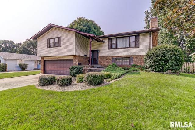 2200 Claremont Drive, Springfield, IL 62703 (#CA1008636) :: Paramount Homes QC