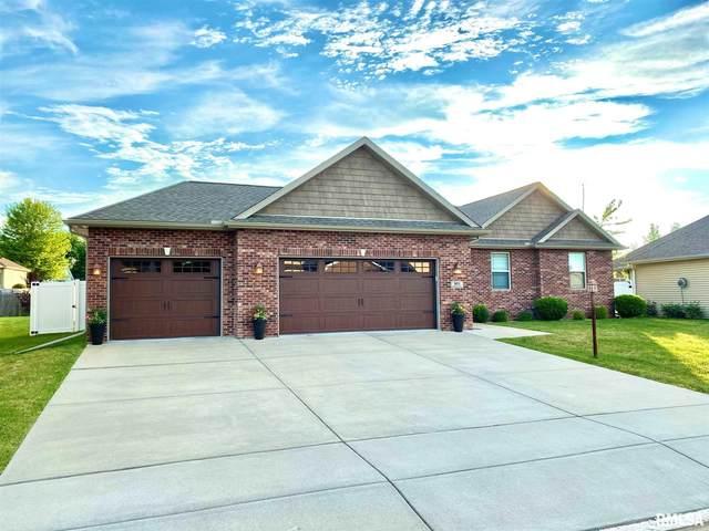 901 Stonelake Drive, Metamora, IL 61548 (#PA1227136) :: RE/MAX Preferred Choice