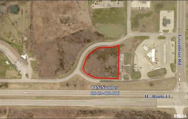 Outlot 2 Pin Oak Road, Carterville, IL 62918 (#QC4224355) :: Paramount Homes QC