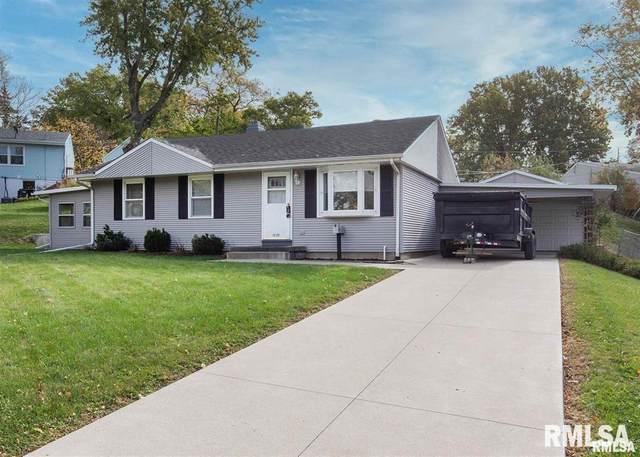 1025 N Lincoln Avenue, Davenport, IA 52804 (#QC4224375) :: RE/MAX Professionals