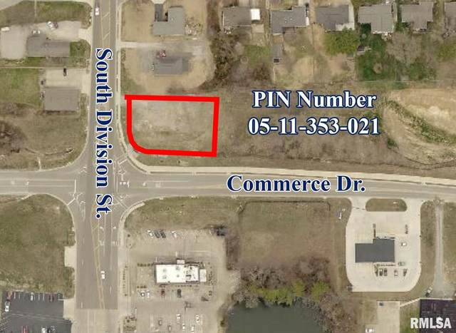 1300 S Division Street, Carterville, IL 62918 (#QC4224393) :: RE/MAX Preferred Choice