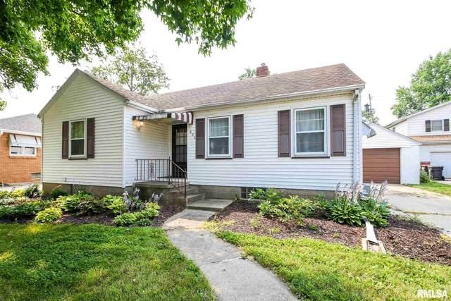 806 Illinois Street, Pekin, IL 61554 (#PA1227168) :: Paramount Homes QC