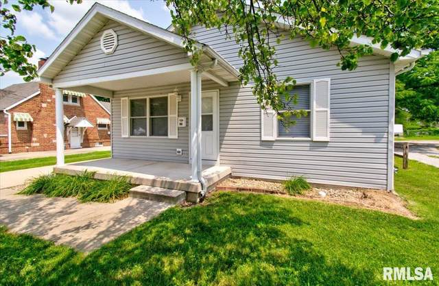 624 N Milton Street, Springfield, IL 62702 (#CA1008687) :: Paramount Homes QC