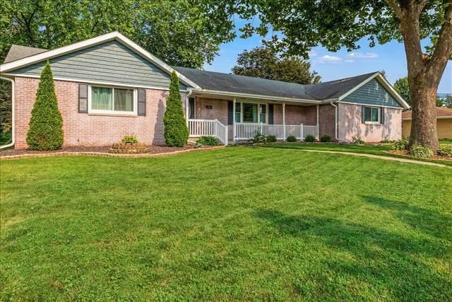 52 Providence Lane, Springfield, IL 62711 (#CA1008693) :: Killebrew - Real Estate Group