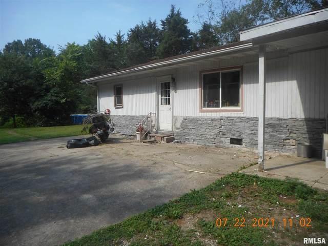27812 N Karrick Road, Glasford, IL 61533 (#PA1227195) :: RE/MAX Professionals