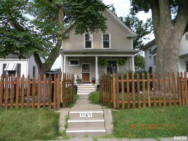 1164 25TH Street, Moline, IL 61265 (#QC4224432) :: Killebrew - Real Estate Group