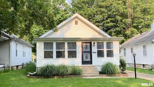 536 S Rosehill Avenue, Springfield, IL 62704 (#CA1008702) :: Killebrew - Real Estate Group