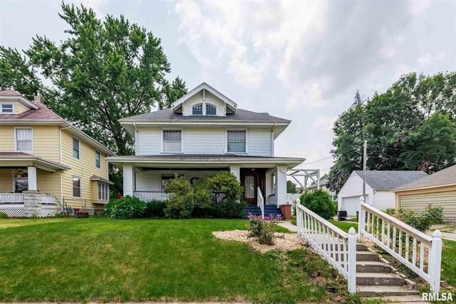 1209 W 17TH Street, Davenport, IA 52804 (#QC4224457) :: Killebrew - Real Estate Group