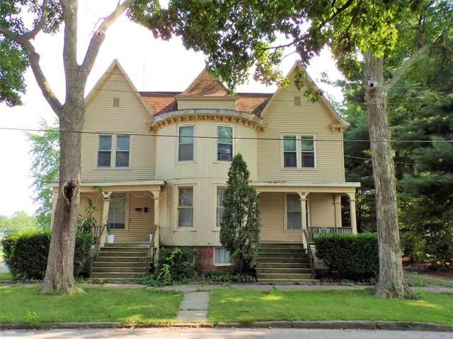 346 E Grove Street, Galesburg, IL 61401 (#CA1008712) :: Kathy Garst Sales Team