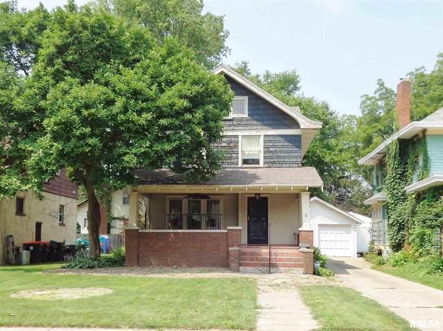 1105 N Bourland Avenue, Peoria, IL 61606 (#PA1227242) :: RE/MAX Preferred Choice