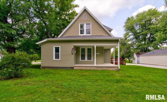 102 W Center Street, Loami, IL 62661 (#CA1008719) :: RE/MAX Preferred Choice