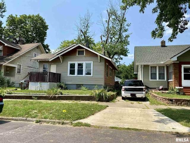 2717 N Missouri Avenue, Peoria, IL 61603 (#PA1227293) :: Paramount Homes QC