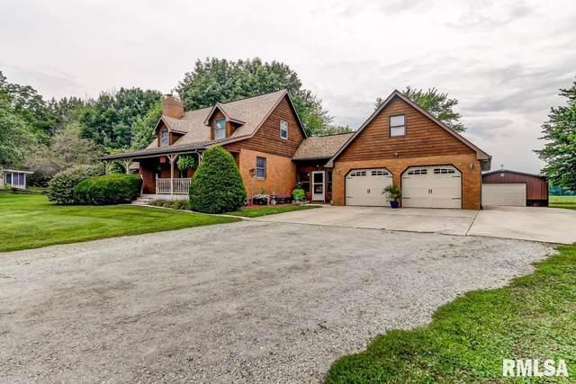 9257 Lost Spring Road, Dawson, IL 62520 (#CA1008751) :: Kathy Garst Sales Team