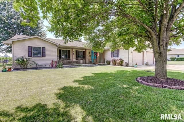 519 W Harrison Street, Auburn, IL 62615 (#CA1008781) :: Paramount Homes QC