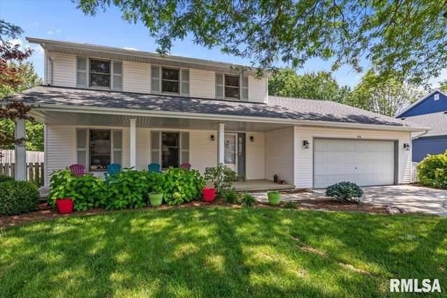 316 Old Tippecanoe Drive, Springfield, IL 62711 (#CA1008782) :: Paramount Homes QC