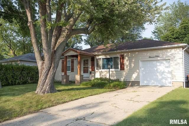1106 W Lakecrest Drive, Peoria, IL 61614 (#PA1227366) :: Paramount Homes QC