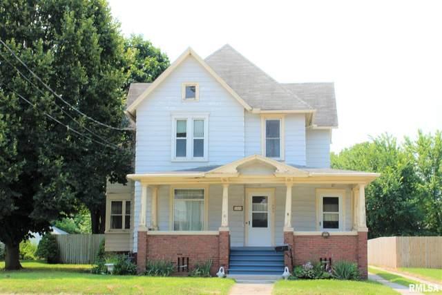 1404 E Main Street, Galesburg, IL 61401 (#CA1008805) :: Kathy Garst Sales Team