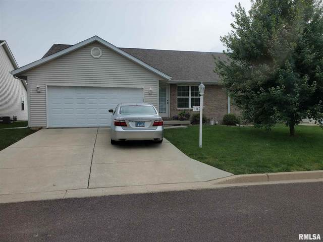 112 Marvin Court, Germantown Hills, IL 61548 (#PA1227382) :: Paramount Homes QC
