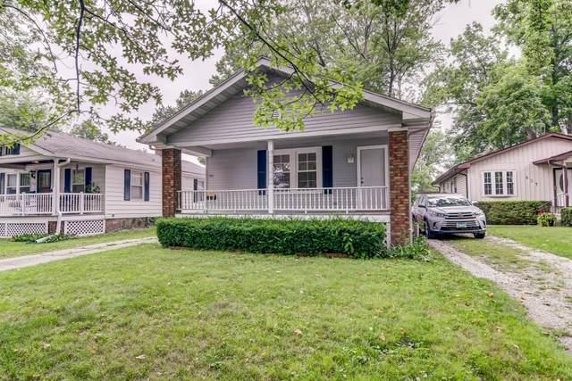 901 Cleveland Avenue, Springfield, IL 62704 (#CA1008813) :: Paramount Homes QC