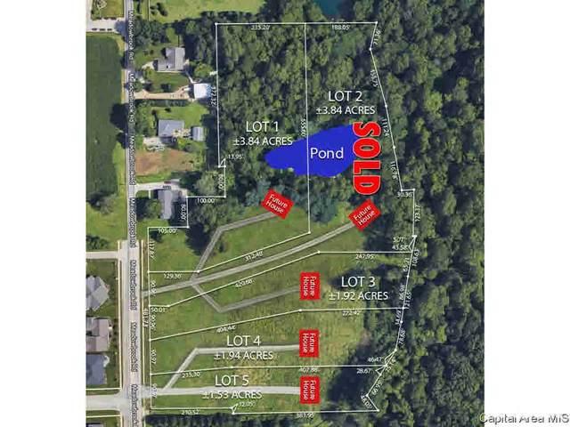 Lot 3 Buckley Ridge, Springfield, IL 62711 (#CA1008829) :: RE/MAX Professionals