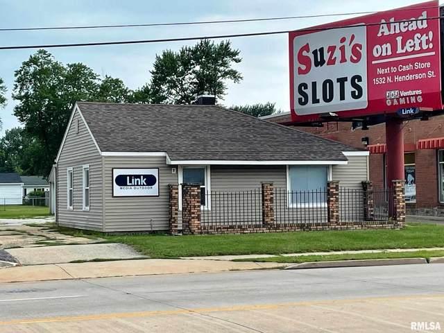 838 N Henderson Street, Galesburg, IL 61401 (#CA1008851) :: Kathy Garst Sales Team
