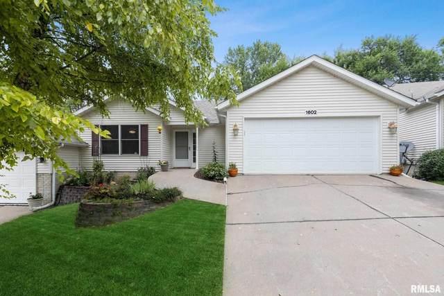 1602 Shady Glen Drive, Davenport, IA 52807 (#QC4224728) :: Paramount Homes QC