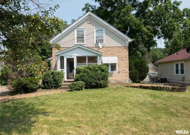 2149 32ND Street Street Street Street, Rock Island, IL 61201 (#QC4224746) :: Paramount Homes QC