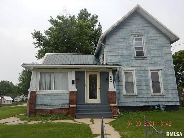 807 N Elm Street, Kewanee, IL 61443 (#QC4224762) :: RE/MAX Professionals