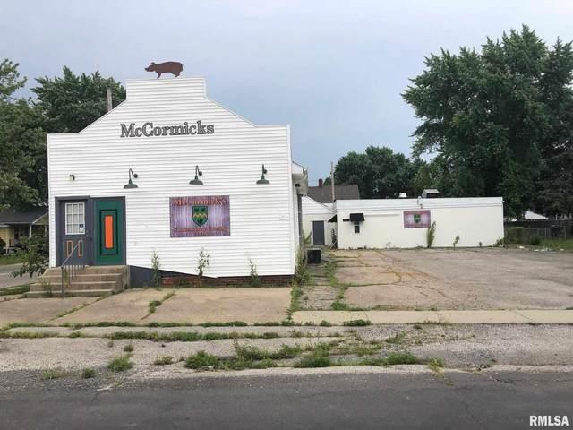 1510 N 15TH Street, Springfield, IL 62702 (#CA1008911) :: Kathy Garst Sales Team